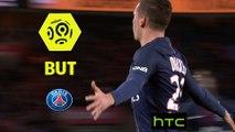 But Julian DRAXLER (40ème) / Paris Saint-Germain - Olympique Lyonnais - (2-1) - (PARIS-OL) / 2016-17