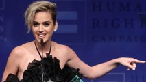 Katy Perry Opens Up About Sexuality In Human Rights Speech
