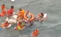 Kapal Tenggelam, 10 ABK Dapat Diselamatkan