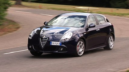 Alfa Romeo Giulietta video review 90-sec verdict