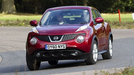 Nissan Juke video review 90-sec verdict