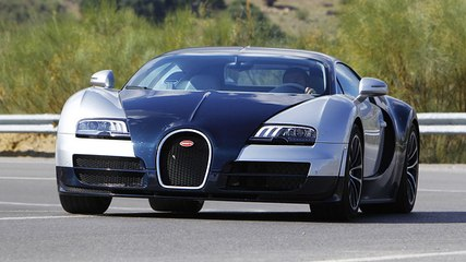 Bugatti Veyron Super Sport video review
