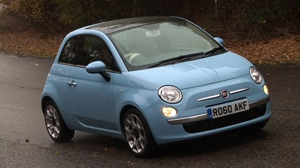 Fiat 500 video review 90-sec verdict
