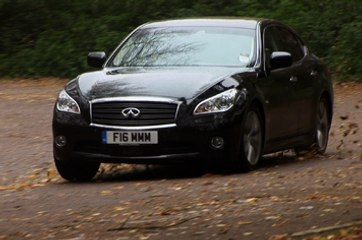 Infiniti M30d video review 90-sec verdict
