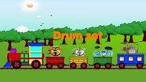 Aprender un Instrumento Musical de Tren aprendizaje de instrumentos musicales para niños