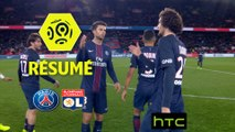 Paris Saint-Germain - Olympique Lyonnais (2-1)  - Résumé - (PARIS-OL) / 2016-17