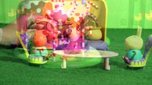 PEPPA PIG Bed time stories ♥ Once Upon a Time Tea Party and Woodland ♥ Conte de fée Peppa