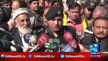 DPO Charsadda Sohail Khan media talk-xz