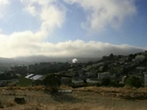 TIME LAPSE: SAN FRANCISCO FOG