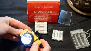Polaroid Batteries Review AA and AAA