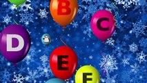 ABC Songs For Children Penguin Cartoon | ABC Alphabets Songs For Kids Nursery Rhymes