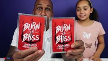 Burn or Bliss! Extreme Hot & Spicy Chocolate Challenge - Family Fun Games -POZ KIDS LIVE