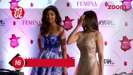 Star Studded Fashion Award Night,Jacqueline Forgets Who She Wore