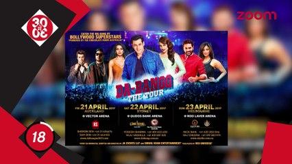 Bipasha Excited To Be A Part Of Salman's Tour,Varun-Alia's Movie Scores Big At Box Office