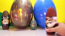 Giant DINOSAUR EGGS Surprise Toy Dinosaurs Jurassic World Toys, Volcano Egg, Dino Dig Videos-2HA_ZK