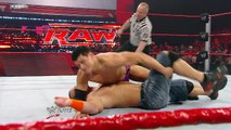 Raw  John Cena vs. Cody Rhodes - Elimination Chamber