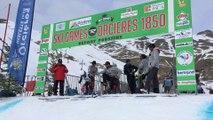 Coup d'envoi des 18e Ski Games Rossignol à Orcières Merlette 1850