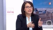 Cécile Duflot s'insurge contre «la rente» et «l'argent qui rapporte de l'argent»