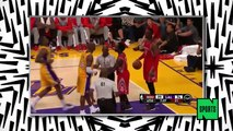 Try Me! Kobe Bryant and Dwight  Howard Scuffle in Lakers