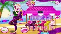 Princess Elsa and Rapunzel Go ScubaDiving - Disney Frozen - Tangled Princess Dress Up Game