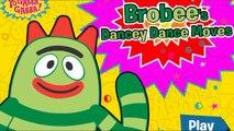 Yo Gabba Gabba Full Episodes English New new HD Yo Gabba Gabba Party in My Tummy Games Ni