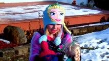 Анна на Детка ребенок Эльза замороженный замороженные Призрак джокер пагубный имею в виду с Школа человек-паук