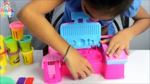 Play Doh Cookout Creations New Playdough Grill Makes Play Doh Hotdogs Hamburger