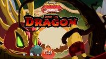 Удивительность Дракон Введите марихуана Кунг легенды из панда в s02e07