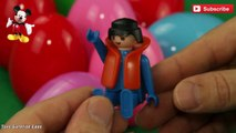 10 Surprise Baby Playmobil Eggs!!! Überraschungsei Unboxing