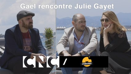 Gaël rencontre Julie Gayet et Jean des Forêts pour parler du film « GRAVE »