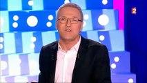 """Clémentine Célarié refuse de serrer la main de Florian Philippot dans """"On n'est pas couché """""""