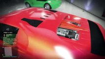 Grand Theft Auto V Ps4 Modded Account Showcase Part 3