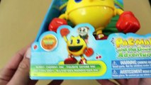 PAC-MAN and the Ghostly Adventures Basic Figures - ICE PAC, PAC, METAL PAC - unboxing