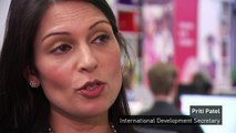 Priti Patel: 'We've got a very clear plan for Brexit'