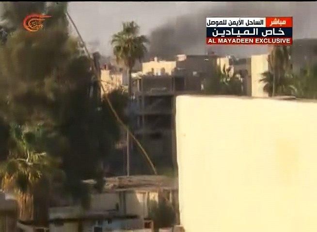 بالفيديو: جنود الميادين المجهولون في معارك الموصل