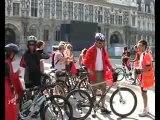 Paris Rando Vélo roule contre le lymphome