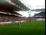 Stade du Pays de Charleroi : Charleroi / FC Bruges