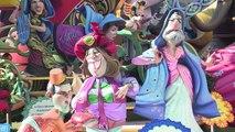 Valencia's Fallas Festival celebrates start of spring