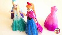 Design a Dress for Queen Elsa and Anna - Queen Elsa Magiclip Disney Frozen Dolls Princess Anna-16KoUcDdhKA