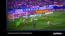 Antoine Griezmann a 26 ans : ses plus beaux buts en vidéo