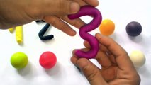 Learn To Count 1 to 10 - Play Doh Numbers - Counting Numbers - Learn Numbers for Kids Toddlers Child-0Pp3KECK6Gk