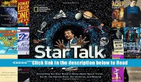 Read StarTalk: Everything You Want to Know About Space Travel, Sci-Fi, the Human Race, the