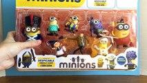 Despicable Me 2 Toys NEW FART Toy, Action Figure, Talking Minion Dave, Talking GRU & Stuar