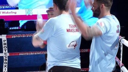 #TML1   Michael Wakeling vs Marco Pique