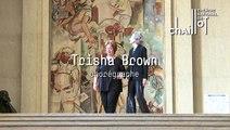 Vue sur les marches : Trisha Brown