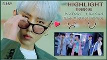Highlight - Plz Don't Be Sad MV HD k-pop [geman Sub]