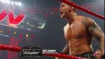 Raw  Randy Orton vs. Sheamus