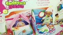 Smoothie Babies My Nursery Baby Dolls Crib & Bathroom Mi cuarto de bebé Smoothie Babies Ba