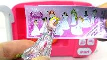 Just Like Home Microwave Playset Surprise Eggs & Toys Disney Princess Minions Mo