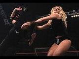 WWE NO WAY OUT 2001 - Trish Stratus vs Stephanie McMahon
